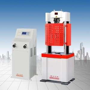 600kN数显液压万能试验机