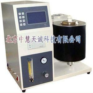自动微量残炭试验仪用于石油产品残炭的微量法测定